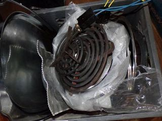 NEW ElECTRIC STOVE PARTS