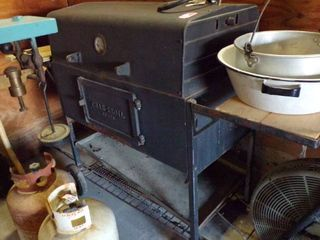 CHAR BROIl CABINET ONlY