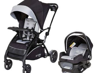 Baby Trend Sit N Stand 5 in 1 Shopper Travel System  Moon Dust   Stroller   Car Seat