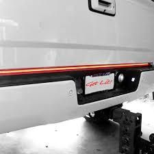 RECON tailgate bar w amber scanning lED turn signals  red lED break running lights  white lED reverse lights Expensive