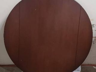 28in X 36in Round Table With Drop Down Sides