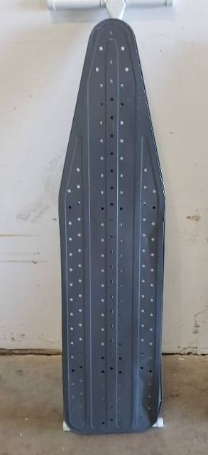 53in X 35in X 15in Metal Folding Ironing Board With Cover And Thin Foam Sheet