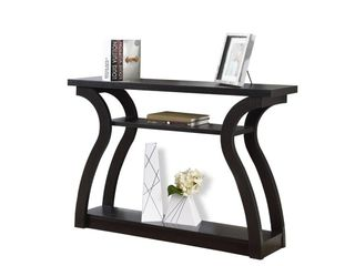 Console Table   Dark Cappuccino   EveryRoom