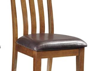 Ralene Dining Black Upholstered Side Chair