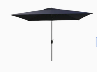 Simply Shade 10 x 6 5 Ft  Market Umbrella