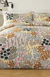Marimekko Pieni letto Duvet Cover   Sham Set  Size Twin   Yellow