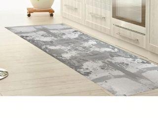 Grey Paint Floor Runner By Kavka Design