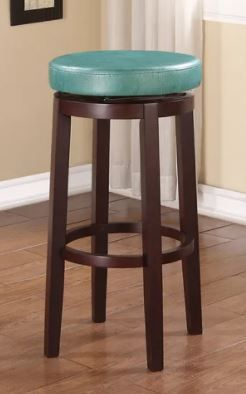 Copper Grove Bennery Backless Off white Swivel Seat Bar Stool Retail 91 49
