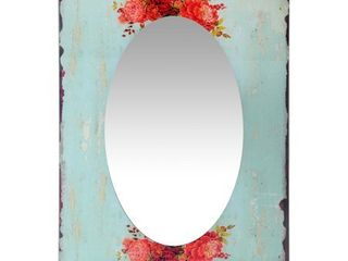 27 5 Inch large Wall Mirror Shabby Chic by Infinity Instruments
