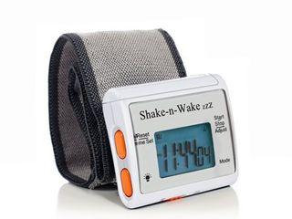 Silent Vibrating Personal Alarm Clock  Shake N Wake