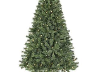 Homecom 2 Piece Artificial Pine Tree