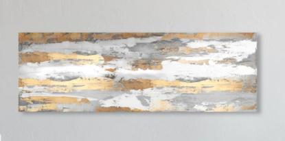 Oliver Gal Abstract Wall Art Canvas