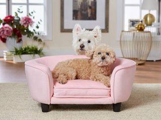 Coco Pet Sofa   Pink