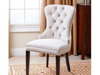 Abbyson Versailles Tufted Velvet Dining Chair Retail 311 99