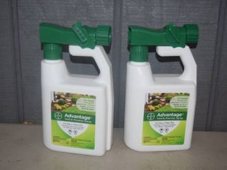 2 Advantage Yard and Premise Spray