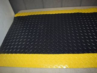 NoTrax Diamond Poly Max Mat 3  x 5