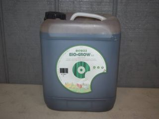 2 64 Gallons Bio Grow Fertilizer
