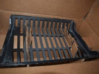 Cast Iron Fireplace Grate 24