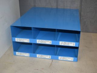 Metal Storage Box 18 5  x 16  x 8 5