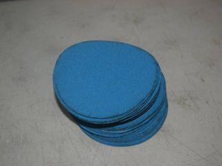 62 klingspor Sanding Disks 5  80 grit