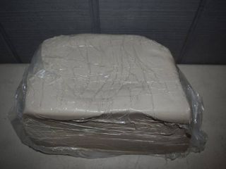 25 Pound Brick White Art Clay