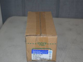10 Pound Box Hillman Hex Cap Screws