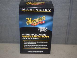 Meguiar s Marine RV Fiberglass Restoration System