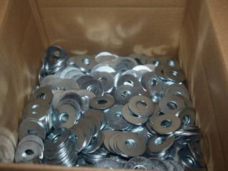 25 Pounds Hillman Flat Washers
