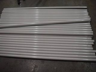 12 Canopy Poles   14 male and 14 femaile   1 1 2  x 63 1 2