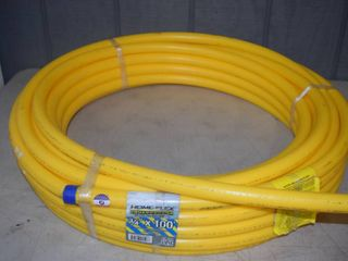 Homeflex Underground Gas Pipe 3 4  x 100 Foot
