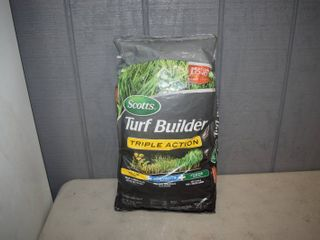 20 Pounds Scotts Turf Builder Triple Action