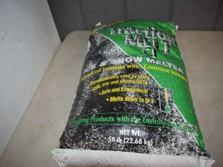 50 Pound Bag of Ice Melt