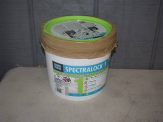 Gallon Spectralock 1 Pre Mixed Grout