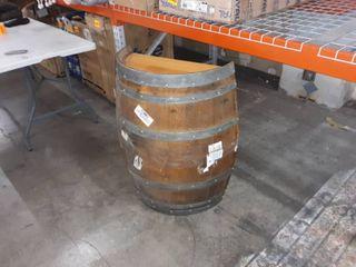 Wine Barrel bowl