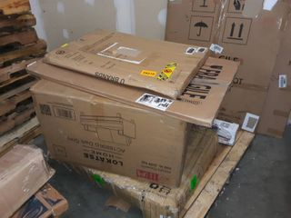 1 pallet of miscellaneous items