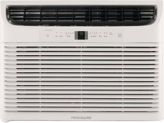 Frigidaire Energy Star 18 000 BTU 230V Window Mounted Median Air Conditioner with Full Function Remote Control