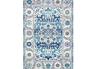 nulOOM RZBD12A Transitional Tameika Area Rug 4 x 6 ft