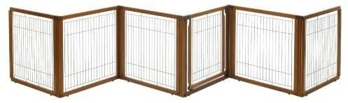 Richell 3 in 1 Convertible Elite Pet Gate