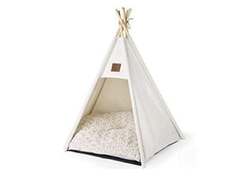 Pickle   Polly   Medium Dog Bed Teepee tent For Dogs   Cats   Stylish Soft