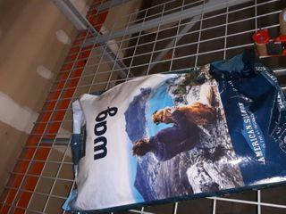 Amazon Brand   Wag Dry Dog Food Salmon   lentil Recipe 30 lb  Bag