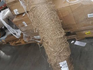 large bundle of netted twine