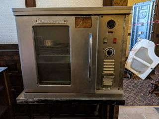 Blodgett Oven CTB 1  Buyer Responsible For Removal
