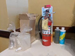 Fire Extinguisher  Cleaning Solutions  And More