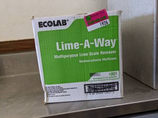 Ecolab lime Away Cleaner