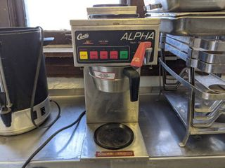 Curtis Coffee Brew Machine