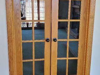 Set Of French Doors
