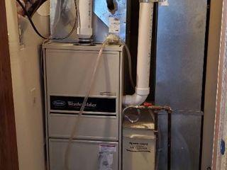 Carrier Weather Maker HVAC Unit