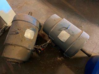 1   10HP 3 Phase Generator   Qty  1