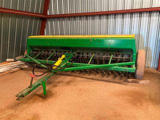 JD 8300 8  Grain Drill