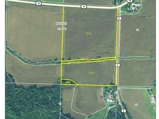119 Acre Cropland Online Only Auction